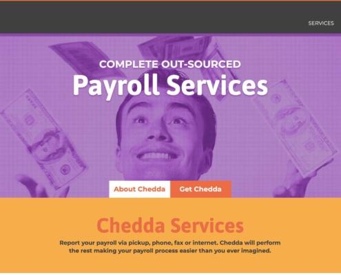Chedda Payroll - Website Designers in DC