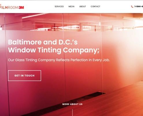 MyPeachPass.com - Website Designers in DC