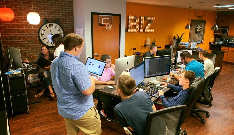 Team of Website Design Washington dc